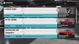Forza Motorsport 7 - June #Forzathon Events #1