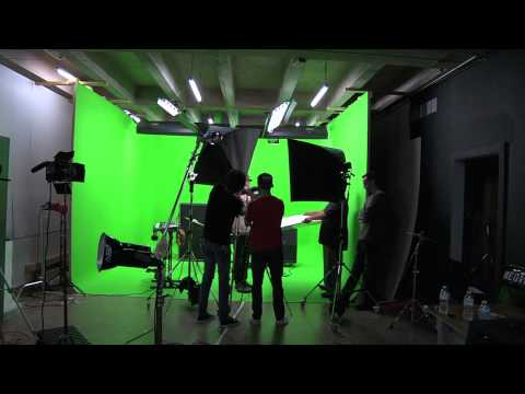 Nineteen Eighty Seven - Making Of Official Music Video For Gingerclown 3D