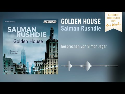 Golden House YouTube Hörbuch Trailer auf Deutsch