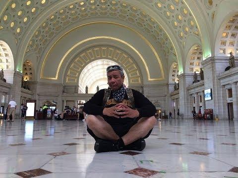 Union Station Washington DC Walk Around with Osom Gimbal