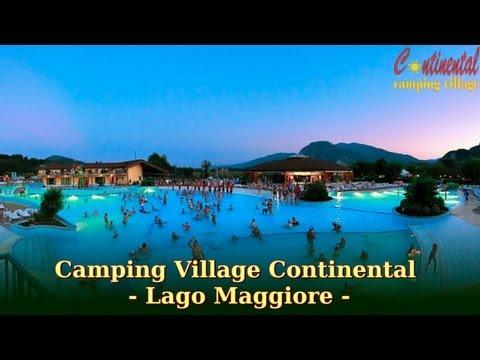 Referenzvideo Camping Continental Italien Lago di Mergozzo / Verbania