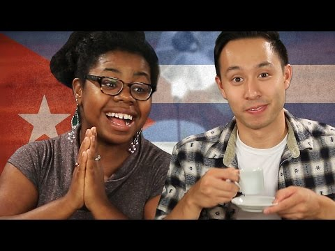 People Try Cuban Food For The First Time