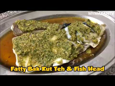 Fatty Bak Kut Teh & Fish Head Restaurant, Old Klang Road