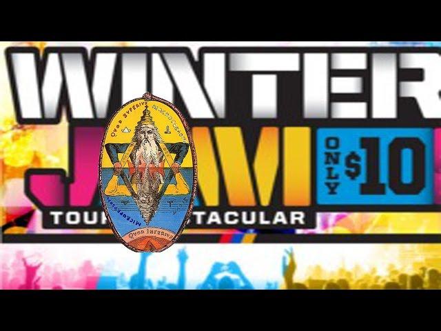 Winter Jam SATANISM Sold As