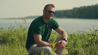 Фидерная ловля на водохранилище Патерностер Первый Сезон 2017 Серия 7