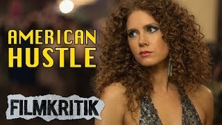 AMERICAN HUSTLE - Kritik - Show-Off mit blöder Story