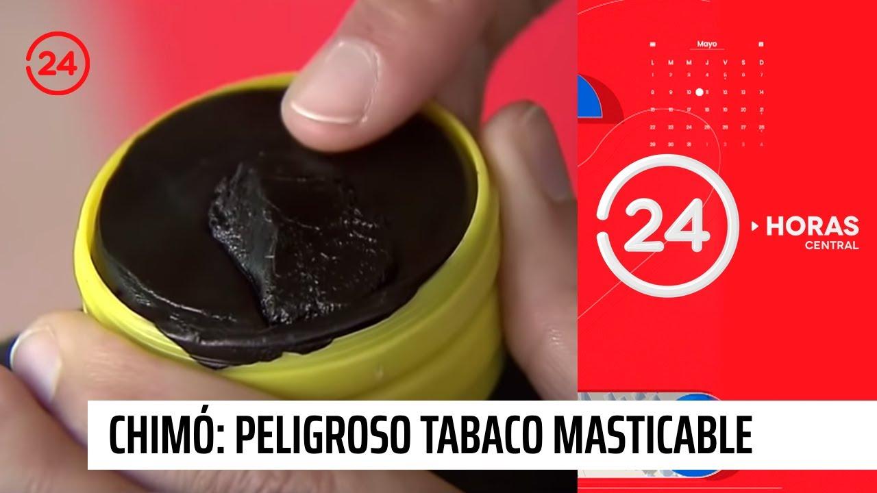 Download Chimó: Peligroso tabaco masticable llegó al comercio nacional | 24 Horas TVN Chile