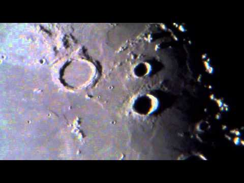 Moon - Archimedes Crater
