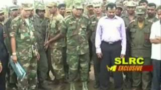 The Dead Body of Velupillai Prabhakaran (Tamil Tiger Terrorist Leader)  May 19, 2009
