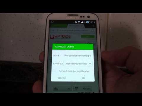 Cambiar Versión De Android (ROOT) CUALQUIER VERSION Y DISPOSITIVO