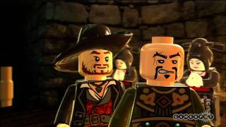 Lego Pirates of the Caribbean: The Video Game Preview (PS3, Xbox 360, Wii)