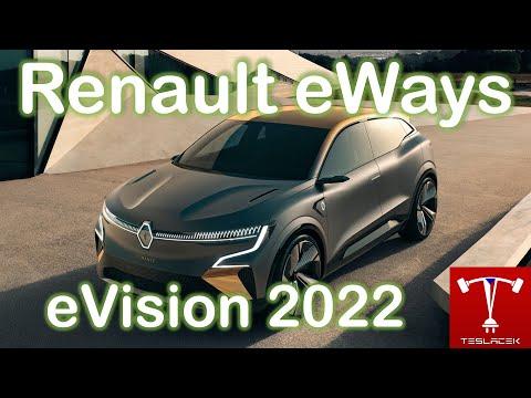 #230R Renault eWays 2022 | EVTV | Teslacek