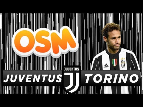 Magicianul Neymar Se Transfera La Juventus - OSM Reloaded