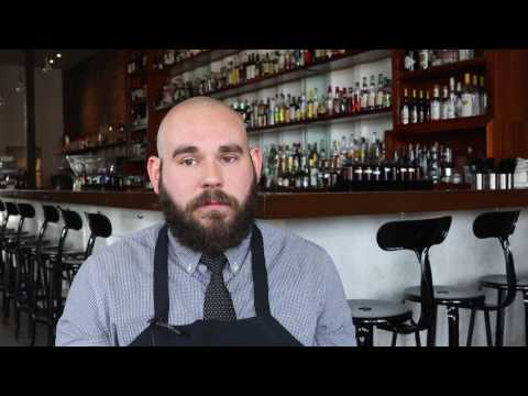 Interview with bartender Matt Lofink of Cure