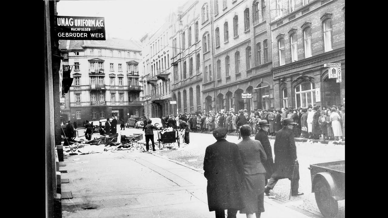 Pogromnacht  In Kassel Ein Zeitzeuge Erzahlt