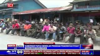 Gubernur Papua Tolak Program Transmigrasi dari Pemerintah Pusat