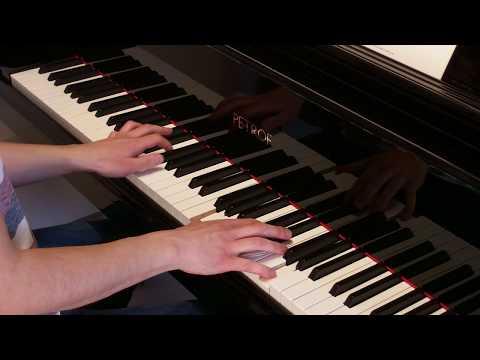 "Namika - ""Je ne parle pas français"" played on piano"