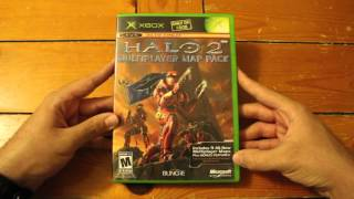 Halo 2 Multiplayer Map Pack - Unboxing & Overview