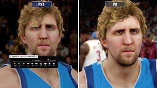 NBA 2K15 | PC versus PS4 - Graphics Comparison