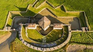Fort Lupin sur les bords de la Charente