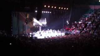 Arcade Fire Live !!! @ Madison Square Garden - Intervention NYC