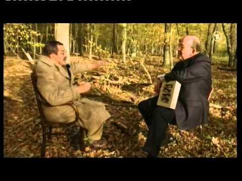 Denis Scheck und Günter Grass reden über Bücher, Politik und das Leben