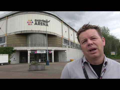 Sheffield Arena: One of the world's top music venues for ticket sales