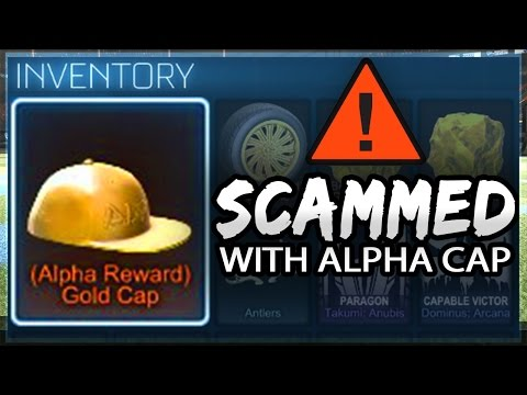 SCAMMED WITH ALPHA CAP - He baited me...