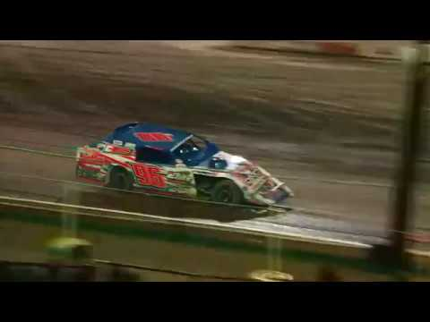 DIRTcar Summer Nationals Modifieds Sycamore Speedway June 15th, 2018 | HIGHLIGHTS