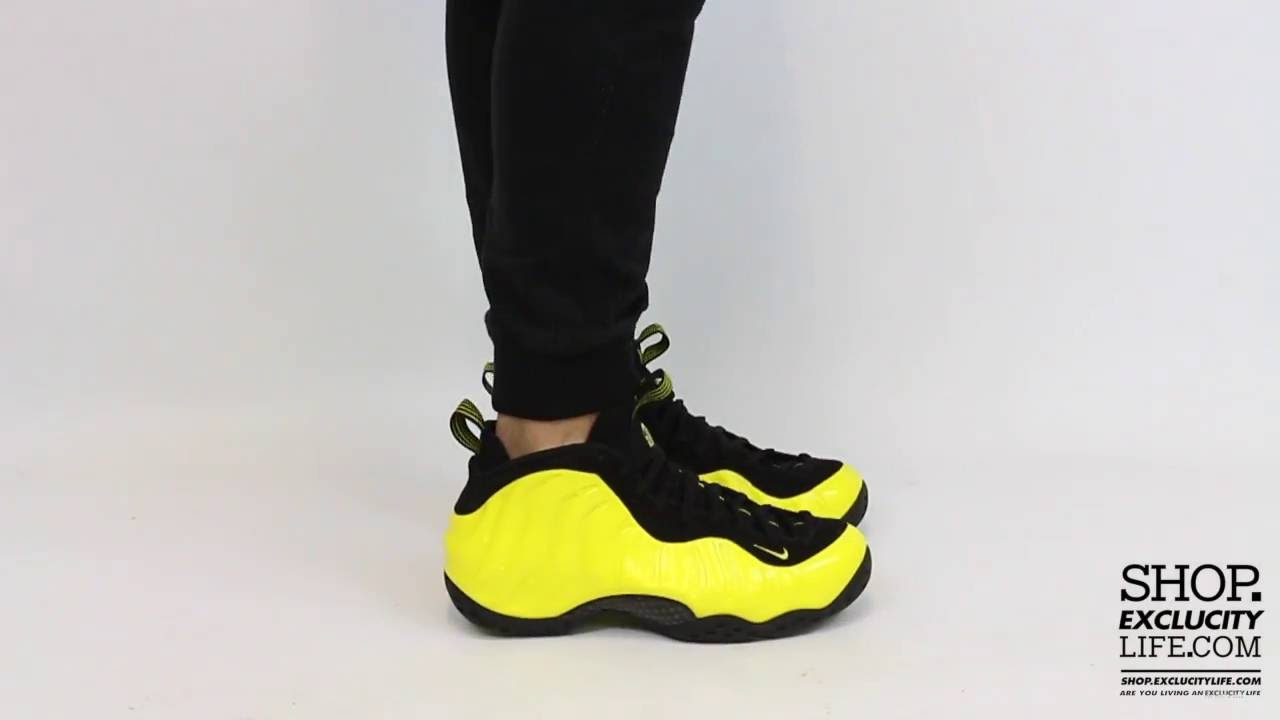 the latest 5d690 93e72 Nike Foamposite One