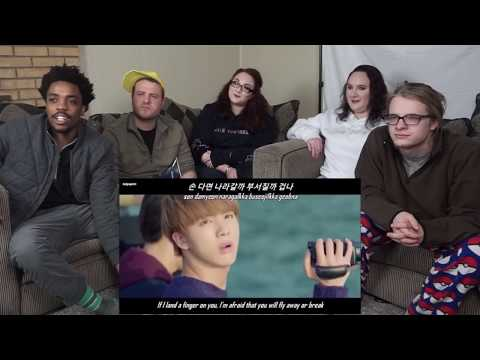 BTS 화양연화  'Prologue' [BTS I NEED YOU series] | KPOP REACTION 2 of 4