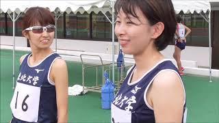 2018年9月24日全日本大学女子駅伝東北予選会