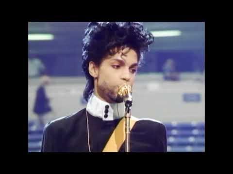 Prince & The NPG-Diamonds and Pearls Tour Sound Check