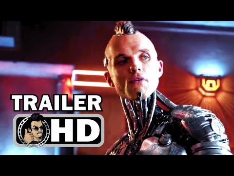 ALITA: BATTLE ANGEL   1 2018 Robert Rodriguez SciFi Action Movie HD