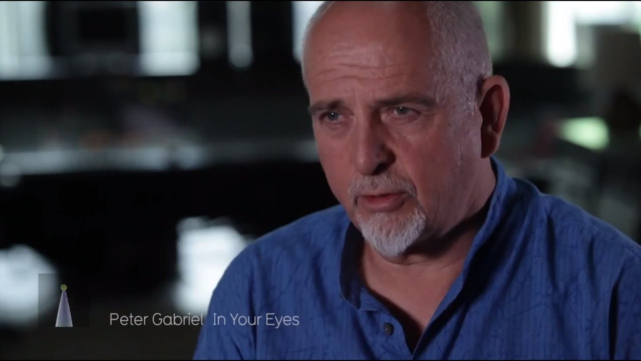 Peter Gabriel New Blood In Your Eyes Youtube