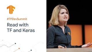 Learning to read with TensorFlow and Keras (TF Dev Summit '20) screenshot 5