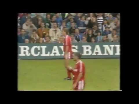 Everton 2 Liverpool 3 22/9/1990