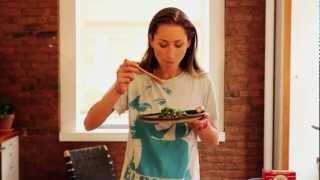 Quinoa And Spinach Delight!