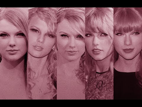 Woman Transforms Into 6 Versions of Taylor Swift in 1 Minute