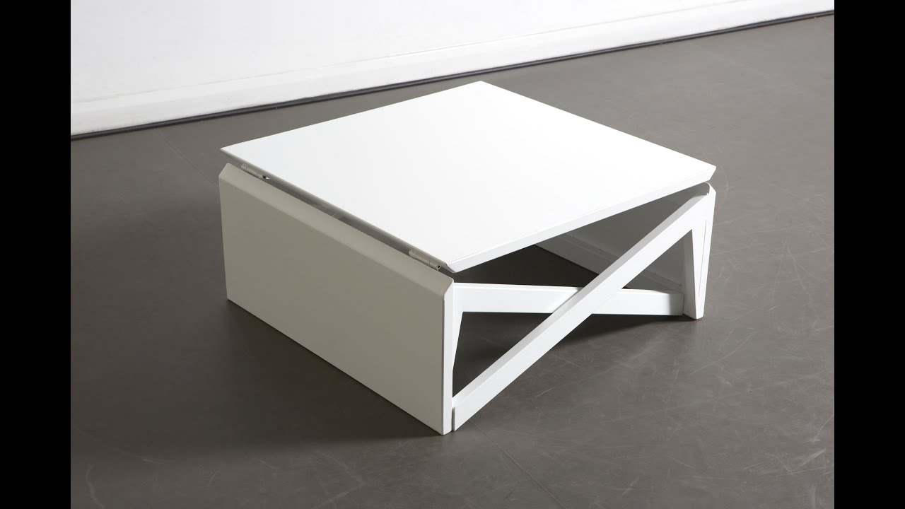 MK1 Metal Coffee Table by Duffy London  YouTube