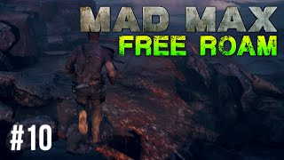 Mad Max Free Roam Gameplay #10 - The Storm (Mad Max Single Player Free Roam)Sequence 04