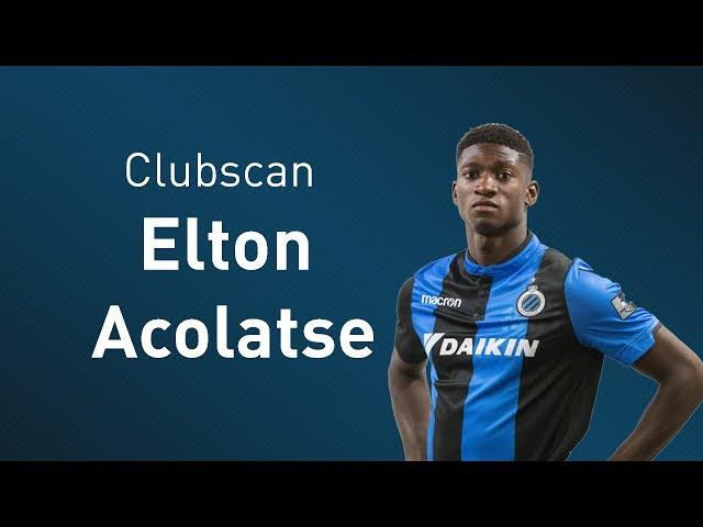 Elton Acolatse | ClubScan | 2017-2018