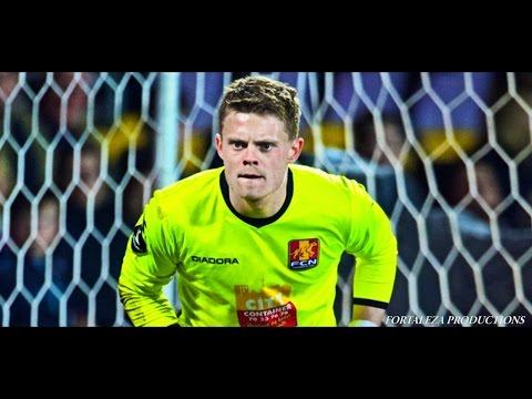 David Jensen | Best Saves Compilation | HD 720p