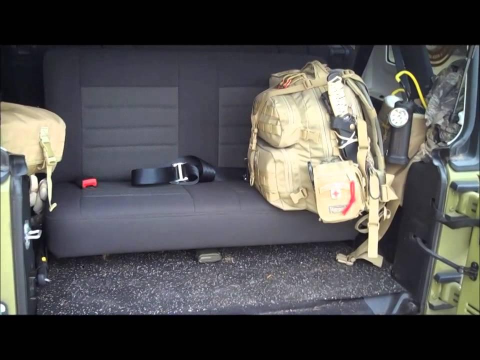 Mark Sanders33 My Bug Out Jeep Wrangler Youtube