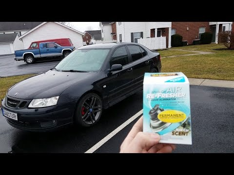 Meguiars Air Freshener Bomb Worth It?!