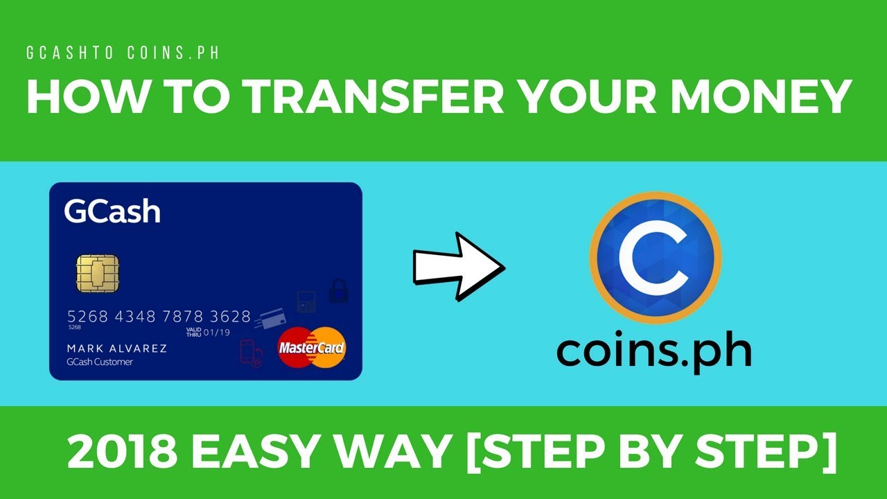 Gcash to Coins ph: How to Send Money from Gcash to Coins ph (Fast) 2018
