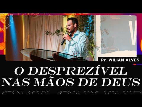 CMB Online - 19/07/2020 - Pr. Willian Alves #JuntosPelaCMB