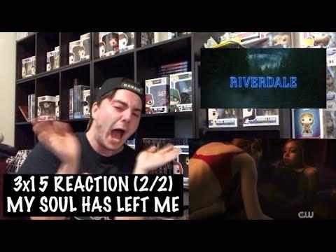 RIVERDALE - 3x15 'AMERICAN DREAMS' REACTION (2/2)