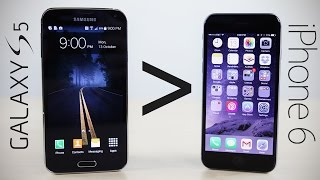 25 Reasons Why Galaxy S5 Is Better Than iPhone 6