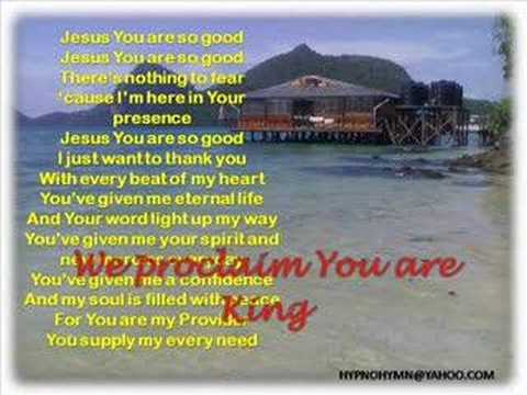 jesus we enthrone you by don moen